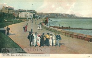 Bridlington Spa, Bridlington 1904, tinted