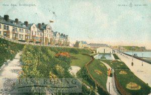 Bridlington Spa, Bridlington 1905, tinted