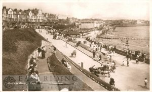 Bridlington Spa and sands, Bridlington 1930s