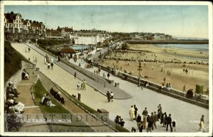 Bridlington Spa and sands, Bridlington 1938