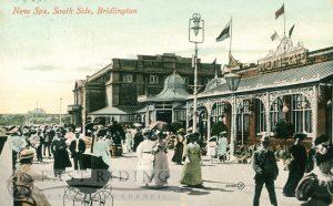 Bridlington Spa and Spa Theatre, Bridlington 1911