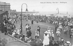 Bridlington Spa open air dancing, Bridlington 1926