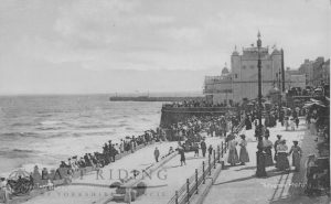 New Terraces and Grand Pavilion, Bridlington 1900s