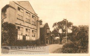 Girls High School – exterior, Bridlington 1910s