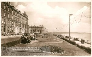 Beaconsfield Gardens, Bridlington 1930s