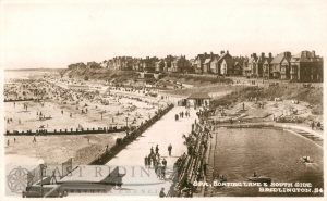 Boating Lake, Bridlington 1930s