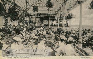 Princes Parade – Floral Pavilion, Bridlington 1905