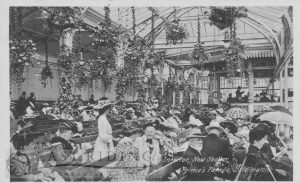 Princes Parade – Floral Pavilion, Bridlington 1910