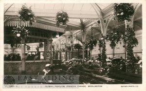 Princes Parade – Floral Pavilion, Bridlington 1911