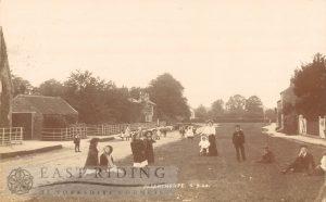 Village street, Allerthorpe 1908