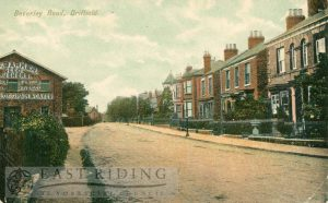 Beverley Road, Driffield, looking west
