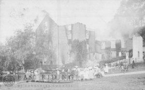 Kings Mill fire, Driffield
