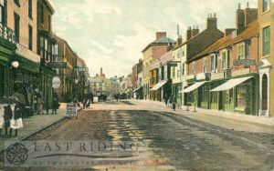 Middle Street South (looking north), Driffield