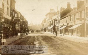 Middle Street from south, Driffield