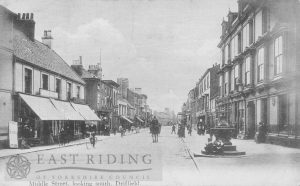Middle Street looking south, Driffield