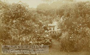 The Cottage (garden), Easington