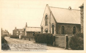 Wesleyan Chapel, Eastrington