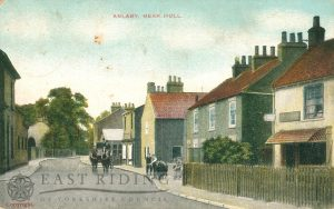 Wilson Street, Anlaby 1908