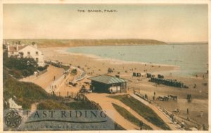 The Sands, Filey