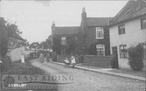 Asselby Village 1906
