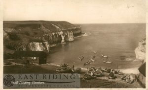 North Landing, Flamborough 1927
