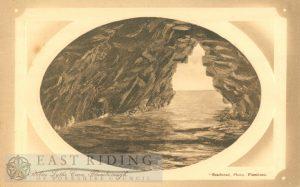 Robin Lythe Cave, Flamborough 1900s