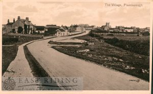 Village, Flamborough c.1900s