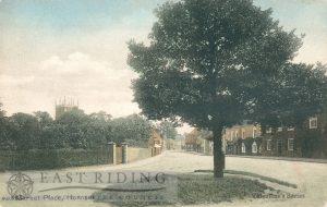 Market Place, Hornsea  1900s