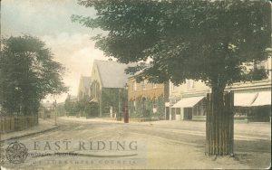 Newbegin from north east, Hornsea  1900s
