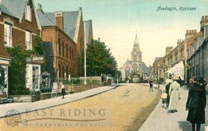 Newbegin from south west, Hornsea  1900s
