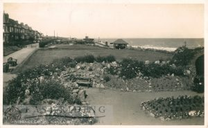Promenade Gardens, Hornsea  1937