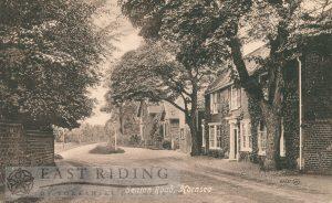 Seaton Road, Hornsea  1920