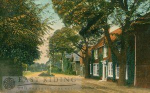 Seaton Road, Hornsea  1926
