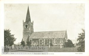St Catherine's Church, Barmby Moor 1907