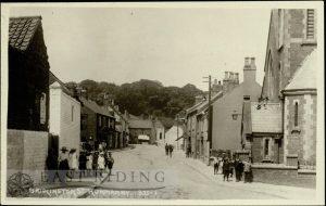 Bridlington Street, Hunmanby 1921