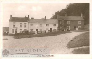 Cross Hill, Hunmanby 1910