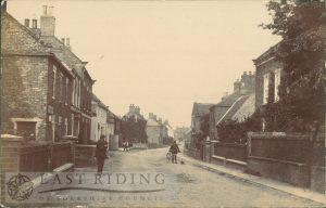 High Street, Barmby on the Marsh 1907