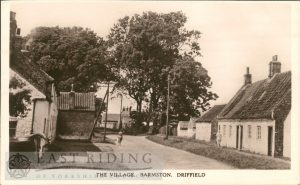 The Village, Barmston 1950