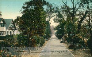 Garden Village, Hull 1900s
