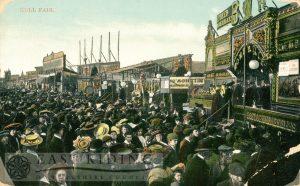 Hull Fair, Hull 1900s