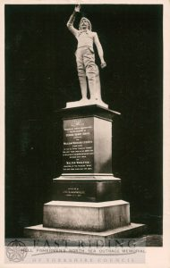 North Sea Outrage Memorial, Hull 1906