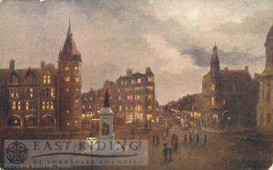 Victoria Square, Hull c.1900s