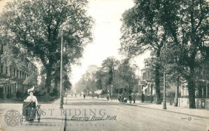 Beverley Road, Hull 1918