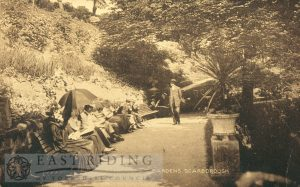 St Nicholas Gardens, Scarborough 1919