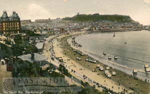 South Bay from south, Scarborough 1900s