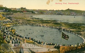 South Bay, bathing pool, Scarborough 1926