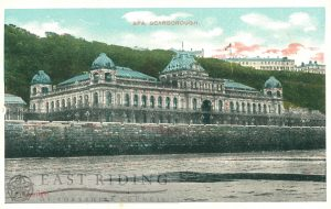 Spa from east, Scarborough 1900s
