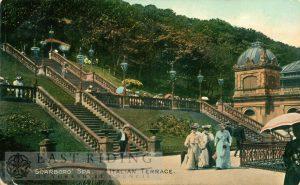 Spa, Italian Terrace, Scarborough 1900s
