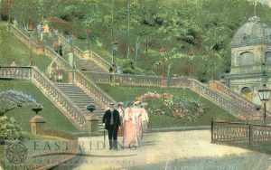 Spa, Italian Terrace, Scarborough 1907