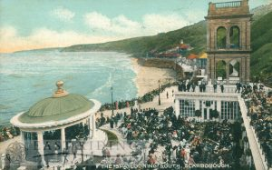 Spa from north, Scarborough 1919